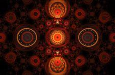 Free Spiral Fractal 9 Royalty Free Stock Images - 15294909