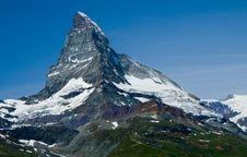Free Matterhorn Stock Photos - 15295843