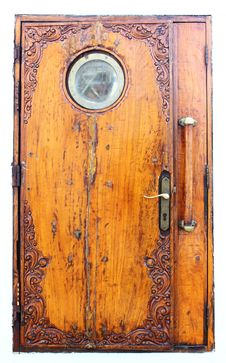 Free Old Door Royalty Free Stock Images - 15296089