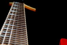 Free Electric Guitar Stock Photo - 15297960