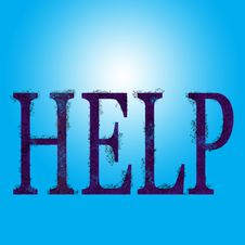 Free Help Stock Photo - 15298940