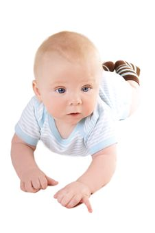 Free Baby Royalty Free Stock Images - 15299469
