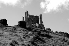 Free Castle Ruins Stock Photo - 1530720