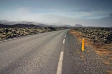 Free Road To Nowhere Stock Photography - 1530732
