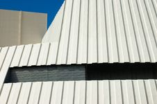 Free Perth Entertainment Centre-architectural Abstract Royalty Free Stock Photography - 1530867