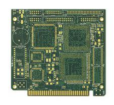 Free Computer Circuit Board Royalty Free Stock Image - 1530996