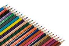 Free Color Pencils Royalty Free Stock Photo - 1532065