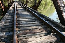 Free Missing Tracks Stock Images - 1532924