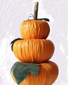 Free Stacked Pumpkins Stock Photos - 1533803
