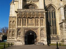 Free A Church In England Royalty Free Stock Photos - 1534218
