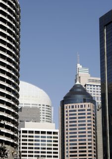 Free Urban Building Stock Photography - 1534702