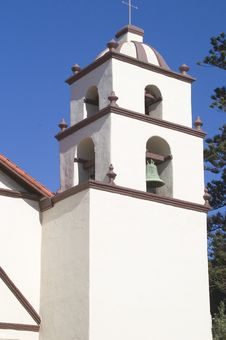 Free Bell Tower Stock Images - 1535564