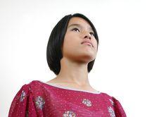 Free Asian Teen (series) Royalty Free Stock Photos - 1535988