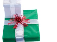 Free Wrapped Gifts Stock Photo - 1536010