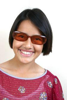 Free Asian Teen (series) Stock Image - 1536011