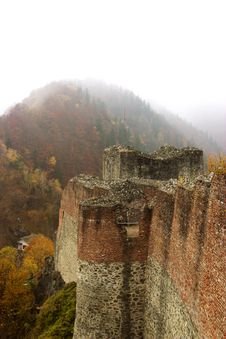 Free High Fortress Tower Royalty Free Stock Images - 1536099