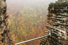 Free Old Wall View Stock Photo - 1536180