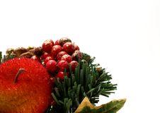 Free Christmas Apples Stock Photo - 1536220