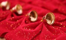 Free Christmas Bows Stock Photo - 1536250