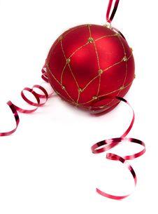 Free Christmas Ornament Royalty Free Stock Image - 1536726