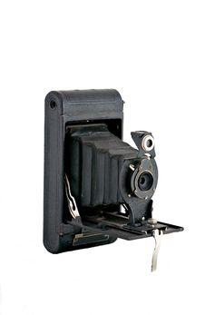 Free Antique Camera 2 Stock Image - 1537601