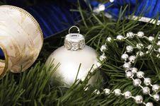 Free Christmas Decoration Stock Image - 1537871