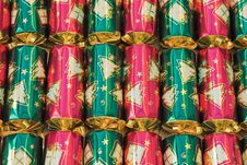 Free Christmas Crackers Stock Photos - 1538623