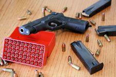 Free 9mm Gun Stock Photos - 1538643