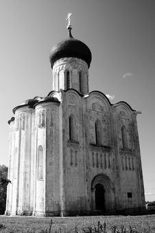 Free Ancient Orthodox Church Royalty Free Stock Photos - 1539008