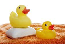 Free Duckies Stock Image - 1539201