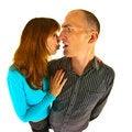 Free Distorted Couple Stock Photo - 15304500
