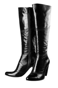 Free Female High Boots Royalty Free Stock Image - 15301226