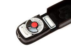 Free Vintage Light Meter Stock Images - 15301404
