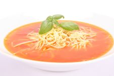 Free Tomato Soup Stock Photo - 15302410