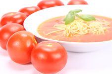 Free Tomato Soup Stock Photos - 15302443