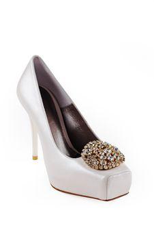Free Elegant Shoe Royalty Free Stock Photography - 15302447