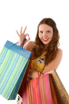 Free Good Time For Shopping Stock Photo - 15303000