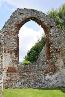 Free Old Ruins From Kent UK Royalty Free Stock Photography - 15303547