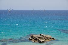 Free Sa Ruxi, Villasimius, Sardinia, Italy Stock Images - 15303564