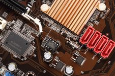 Free Circuit Board Stock Images - 15304154
