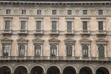 Free Facade On Duomo Square Stock Image - 15305051
