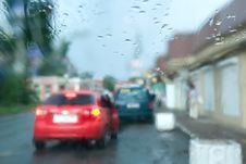 Free Rainy Royalty Free Stock Photos - 15305738