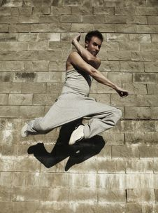 Free Street Dancer Stock Photography - 15306662