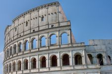 Free Colosseum Royalty Free Stock Photos - 15307268