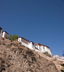 Free The Potala Palace Stock Photo - 15307400
