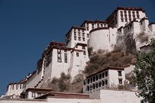 Free The Potala Palace Royalty Free Stock Images - 15307409