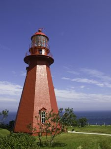 Free Red Lighthouse Stock Photos - 15307573