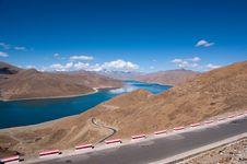 Free Lake In Tibet, China Stock Photos - 15307913