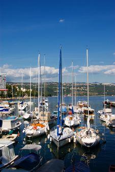 Free View At The Marina 2 Stock Photos - 15307963