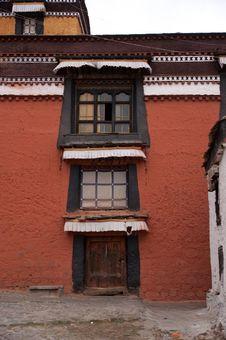 Free Tibetan House Stock Image - 15308111
